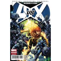 Avengers Vs X Men # 4 Marvel Comics Edit Televisa