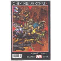 X-men:messiah Complex-capitulo Cuatro- Televisa