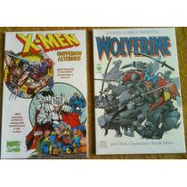 Wolverine Y Universos Alternos 2 Revistas