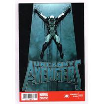 Uncanny Avengers # 11 - Marvel Now! - Editorial Televisa