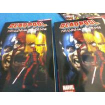Deadpool Killogy,omnibus, Ed. Televisa.español Darkdagger