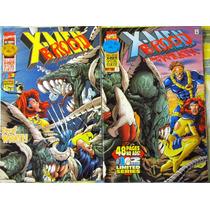 X-men Vs Brood Ediciones Especiales De Marvel 93