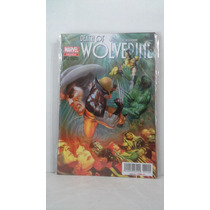 Muerte De Wolverine Variante Marvel México Televisa