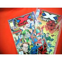 Comic X Men Universe Dos Tomos Era De Apocalypse