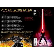 X-men Origenes Coleccion Completa Totalmente En Español
