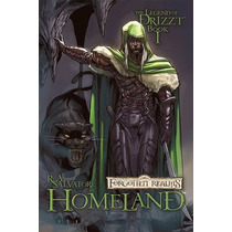 The Legend Of Drizzt Book I: Homeland Calabozos Y Dragones