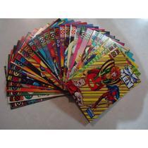 Colección Completa De X-men Flipbook Lote 74 Comics Marvel