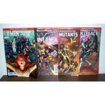 X Men Second Coming Saga Completa 14 Numeros Ed. Televisa
