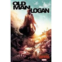 Wolverine - Old Man Logan (español 8 Tomos)