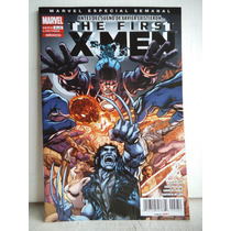 The First X-men Tomo 4 Editorial Televisa