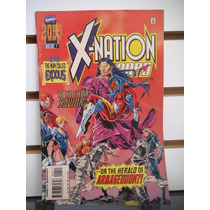 X-nation 2099 X-men Marvel Comics Ingles