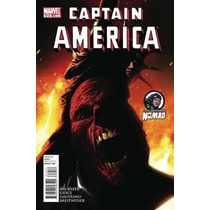 Marvel Comics Captain America 29. Rgl