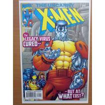 Uncanny X-men 390 Muerte De Colossus