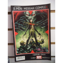X-men 41 Messiah Complex Editorial Televisa