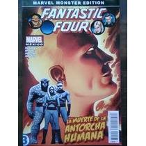 Fantastic Four La Muerte De La Antorcha Humana