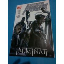Iluminati The New Avengers One Shot World War Hulk