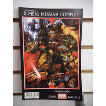 X-men 46 Messiah Complex Editorial Televisa