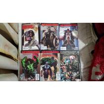 Ultimate Origins # 1 Al 5 N Ingles Wolverine+ultimate Saga