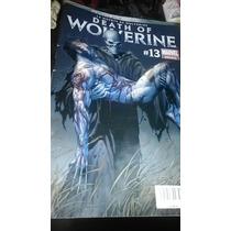 Wolverine #13 Muerte De Wolverine Televisa Español