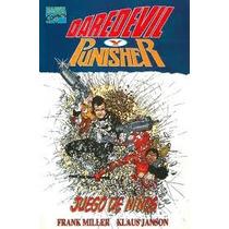 Marvel Presenta Daredevil Y Punisher De Frank Miller!