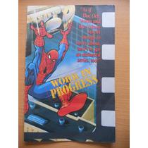 Spiderman Suplemento Caricatura