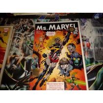 Ms.marvel #20 Zombie Variant Comic En Ingles Nuevo