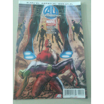 Comics De Coleccion Marvel Avengers Age Of Ultron Libro 3
