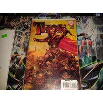 Thor #1 Zombie Variant Comic En Ingles Nuevo