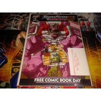 Transformers Armada #1 Comic Nuevo En Ingles Dw
