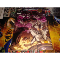 Transformers Armada #6 Comic Nuevo En Ingles Dw