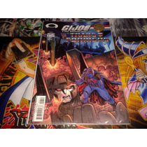 G.i. Joe Vs Transformers #6 Comic En Ingles Nuevo Image