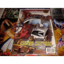 Transformers Generations #10 Comic Nuevo En Ingles Idw