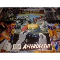 Transformers Generations#7 Comic Nuevo En Ingles Idw
