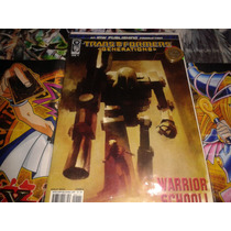 Transformers Generations #1 Comic Nuevo En Ingles Idw