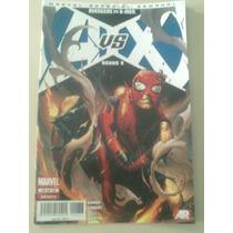 Comics De Coleccion Marvel Avengers Vs X Men Round 9