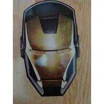 Iron Man Promo Mask Marvel Comics