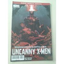 Comics De Coleccion Marvel X Men Segunda Venida Capitulo 6