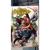 The Amazing Spiderman #11 En Español Portada Mole Campbell