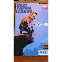 Old Man Logan 2 Variante Spider Gwen Secret Wars En Español