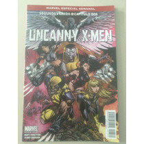 Comics De Coleccion Marvel X Men Segunda Venida Capitulo 2