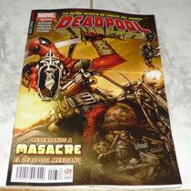 Marvel Deadpool Edicion Especial Marvel Mexico