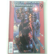 Comics De Coleccion Marvel The Ultimates No.9 Televisa