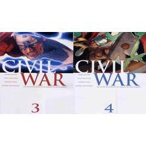 Marvel Comic Civil War Ironman Xmen Avengers Spiderman Gwen