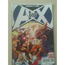 Comics De Coleccion Marvel Avengers Vs X Men Round 2