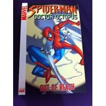 Spider-man Doctor Octopus Tp 1-5 Importado Eeuu Nuevo