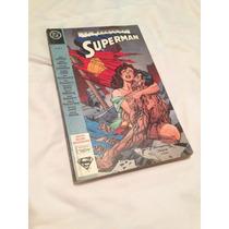 Cómic Dc La Muerte De Superman Primera Edición