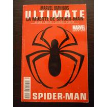 La Muerte De Ultimate Spider Man Marvel Omnibus Televisa