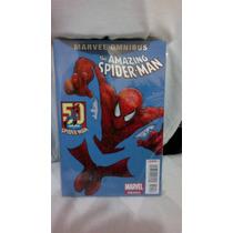 Amazing Spiderman,50 Años De Spiderman Omnibus