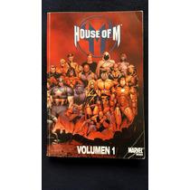 Marvel Omnibus, House Of M, Lo Mejor De Ultron, X-men