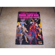 Marvel Super Hero Toy Collectors Guide Year Two +++
